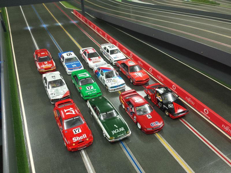 Phoenix slot car club